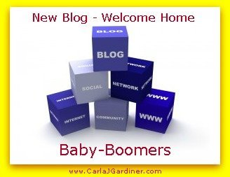 New Blog – Welcome Home