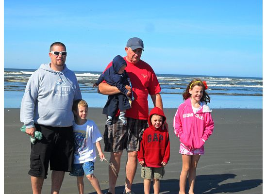 Beach Vacation Memories Smashes Blues