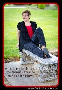 Carla J Gardiner, anti-aging baby boomer leader