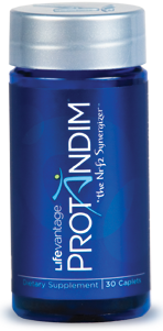 Long-lasting energy Protandim