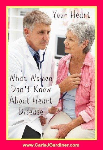 Your Heart – What Women Don't Know About Heart Disease