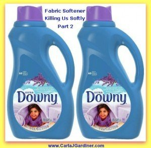 Fabric Softener, Killing Us Softly Part 2