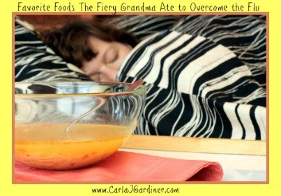 Favorite Foods The Fiery Grandma Ate to Overcome the Flu