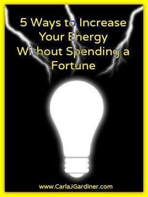 5 ways to increase your energy without spending a fortune lightbulb energy