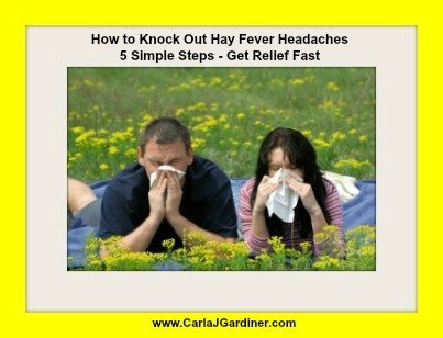 How to Knock Out Hay Fever Headaches in 5 Simple Steps Get Relief Fast