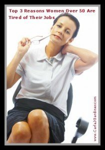 Top 3 Reasons Women Over 50 Are Tired of Their Jobs