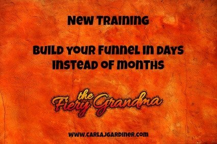 New Training Build Your Funnel In Days Instead of Months