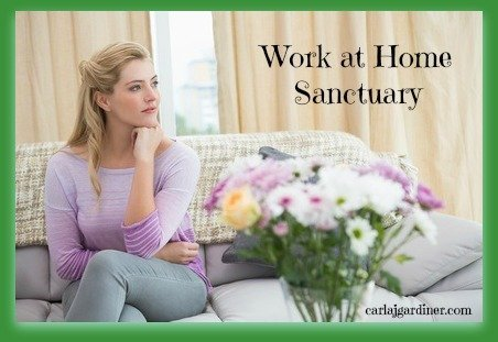 Work At Home Sanctuary
