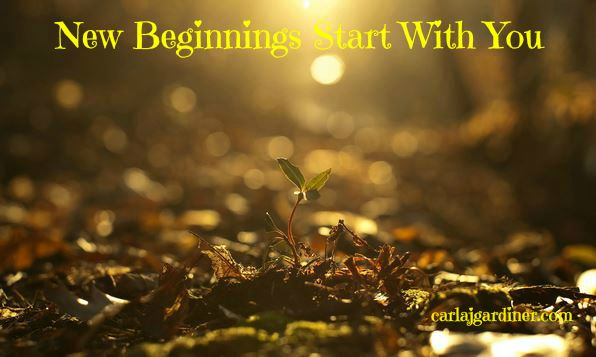 New Beginnings Start With You