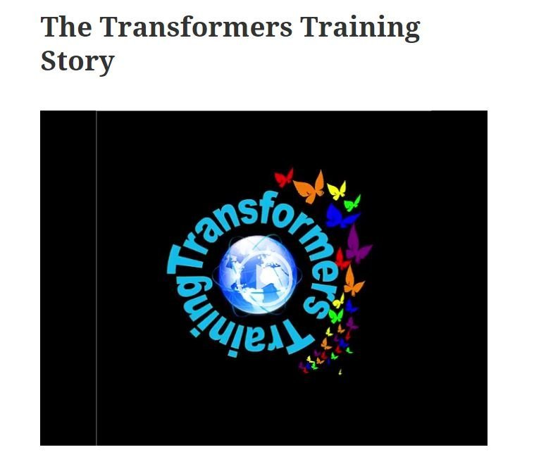 Transformer's Training Overview Video
