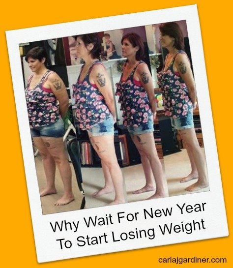 Why Wait For New Year To Start Losing Weight