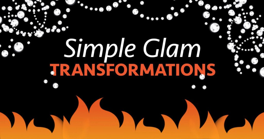 Simple Glam Transformations