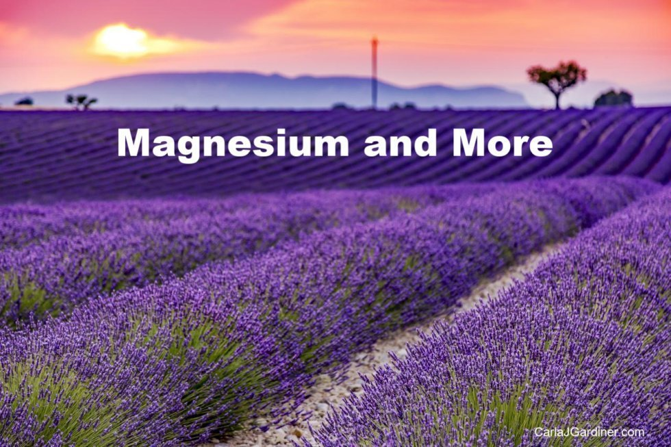 Magnesium and More
